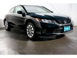 2014 Crystal Black Pearl Honda Accord LX-S Coupe #93792989