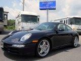 2008 Midnight Blue Metallic Porsche 911 Carrera S Coupe #93792718