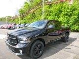 2014 Black Ram 1500 Tradesman Quad Cab 4x4 #93793174