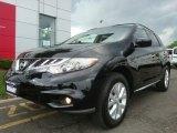 2011 Super Black Nissan Murano LE AWD #93793132