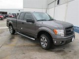 2014 Sterling Grey Ford F150 STX SuperCab #93836992