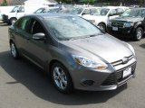 2014 Sterling Gray Ford Focus SE Sedan #93837197