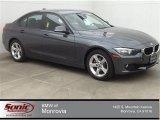 2014 Mineral Grey Metallic BMW 3 Series 328i Sedan #93837078