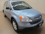 2009 Glacier Blue Metallic Honda CR-V EX 4WD #93836936