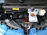 Mitsubishi i-MiEV Engines