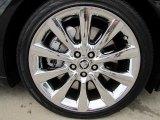 Jaguar XF 2011 Wheels and Tires
