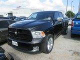 2012 Black Dodge Ram 1500 ST Crew Cab 4x4 #93859716