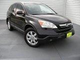 2009 Crystal Black Pearl Honda CR-V EX #93859754