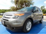 2014 Sterling Gray Ford Explorer XLT #93869792