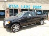 2014 Tuxedo Black Ford F150 STX SuperCab 4x4 #93870087