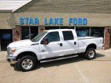2015 Oxford White Ford F250 Super Duty XLT Crew Cab 4x4 #93870086