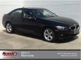 2014 Jet Black BMW 3 Series 320i Sedan #93869955