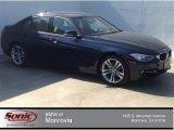 2014 Imperial Blue Metallic BMW 3 Series 328i Sedan #93869953