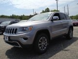2014 Billet Silver Metallic Jeep Grand Cherokee Limited 4x4 #93869719