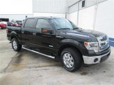 2014 Tuxedo Black Ford F150 XLT SuperCrew #93869774