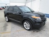 2014 Tuxedo Black Ford Explorer Limited #93869767