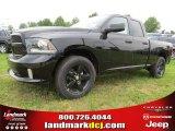 2014 Black Ram 1500 Express Quad Cab #93869859