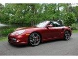 2011 Porsche 911 Ruby Red Metallic