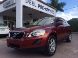2010 Maple Red Metallic Volvo XC60 3.2 #93896288