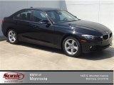 2014 Jet Black BMW 3 Series 328i Sedan #93896612