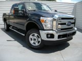 2015 Blue Jeans Ford F250 Super Duty XLT Crew Cab 4x4 #93896603