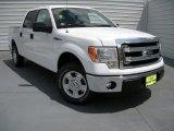 2014 Oxford White Ford F150 XLT SuperCrew #93896593