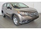 2014 Urban Titanium Metallic Honda CR-V LX #93896267