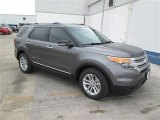 2014 Sterling Gray Ford Explorer XLT #93896327