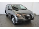 2014 Polished Metal Metallic Honda CR-V LX #93896266