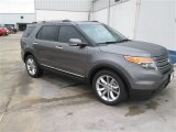 2014 Sterling Gray Ford Explorer Limited #93896324