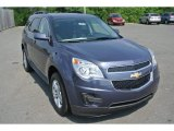 2014 Atlantis Blue Metallic Chevrolet Equinox LT #93896732