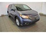 2014 Twilight Blue Metallic Honda CR-V EX #93896261