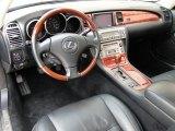 2004 Lexus SC Interiors
