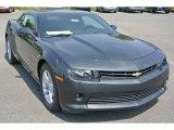 2014 Ashen Gray Metallic Chevrolet Camaro LT Coupe #93896727