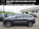 2014 Granite Crystal Metallic Jeep Grand Cherokee Limited 4x4 #93896375
