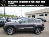 2014 Granite Crystal Metallic Jeep Grand Cherokee Limited 4x4 #93896375