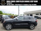 2014 Brilliant Black Crystal Pearl Jeep Grand Cherokee Limited 4x4 #93896374
