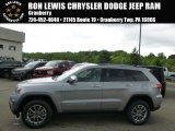2014 Billet Silver Metallic Jeep Grand Cherokee Limited 4x4 #93896373