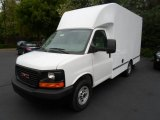 2014 GMC Savana Cutaway 3500 Commercial Moving Truck