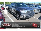 2011 Magnetic Gray Metallic Toyota Tundra Limited CrewMax 4x4 #93896241