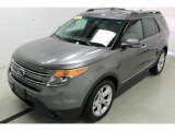 2011 Sterling Grey Metallic Ford Explorer Limited 4WD #93896219