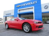 2014 Red Hot Chevrolet Camaro LT Coupe #93932189