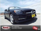 2014 Black Mercedes-Benz SLK 250 Roadster #93931994