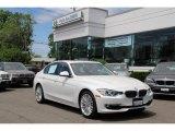 2014 Mineral White Metallic BMW 3 Series 335i xDrive Sedan #93931894
