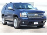 2009 Dark Blue Metallic Chevrolet Tahoe LTZ 4x4 #93932373