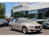2013 Orion Silver Metallic BMW 3 Series 328i xDrive Sedan #93931890