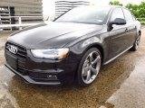 2014 Audi S4 Phantom Black Pearl