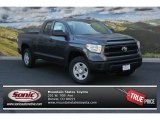 2014 Magnetic Gray Metallic Toyota Tundra SR Double Cab 4x4 #93931770