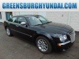2005 Brilliant Black Crystal Pearl Chrysler 300 C HEMI #93931753