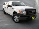 2011 Oxford White Ford F150 XL SuperCrew #93932151